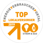 Top-Lokalversorger Strom & Gas 2019
